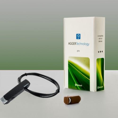 Buy spy earpiece Agger PRO Lite