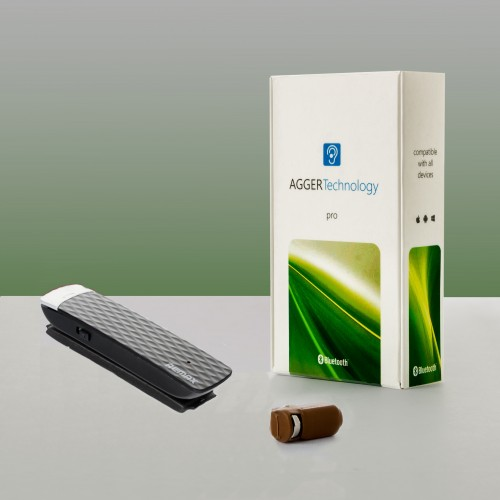 Buy spy earpiece Agger NANOBox Lite Pro